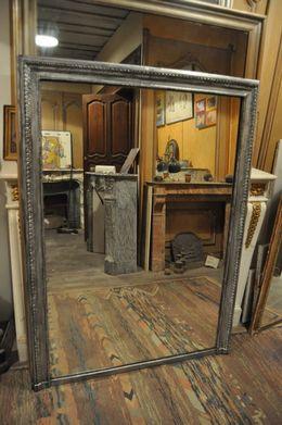 miroirs anciens materiaux anciens ancien miroir mercure. Black Bedroom Furniture Sets. Home Design Ideas